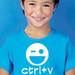 Camiseta personalizada ctrl+v