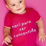 Naci para ser consentida