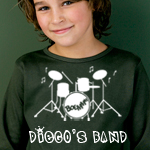 Diego's band